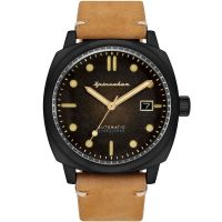 Montre HULL Automatic SPINNAKER Homme Noir - SP-5059-04