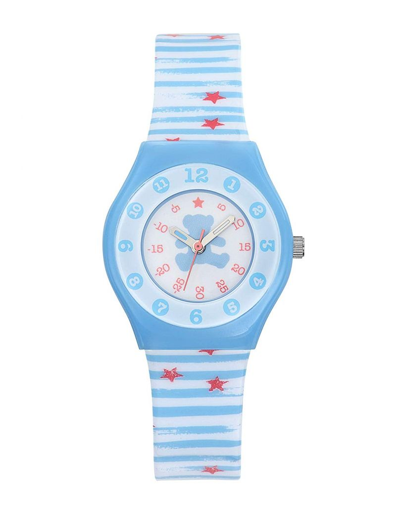 Montre Pop Kid Lulu Castagnette Fille Bleu - 38833