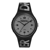 Montre Urban XL Racing Superdry Homme Gris - SYG269BE