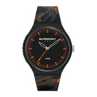 Montre Urban XL Camo Pop Superdry Homme Gris - SYG270BO