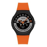 Montre Urban XL international Superdry Homme Gris - SYG279BO