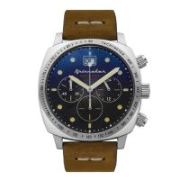 Montre HULL Chrono SPINNAKER Homme Noir - SP-5068-01