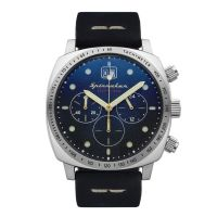Montre HULL Chrono SPINNAKER Homme Bleu - SP-5068-03