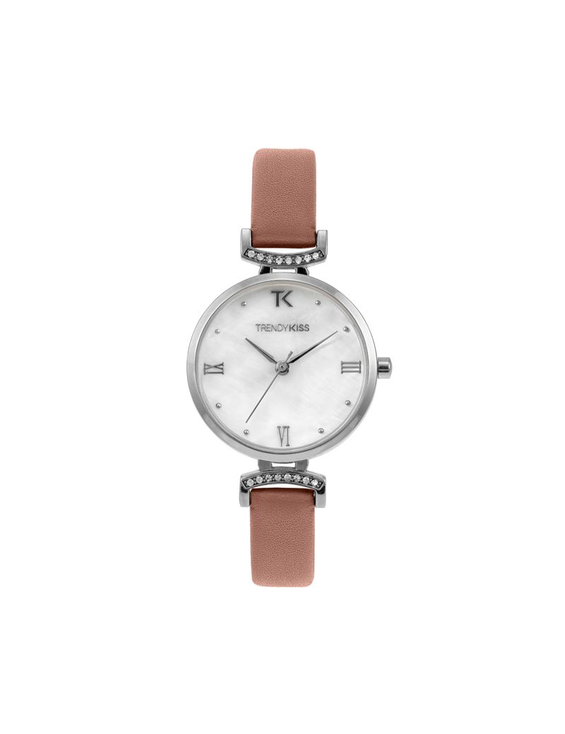 Montre Emma Trendy Kiss Femme Marron - TC10125-01