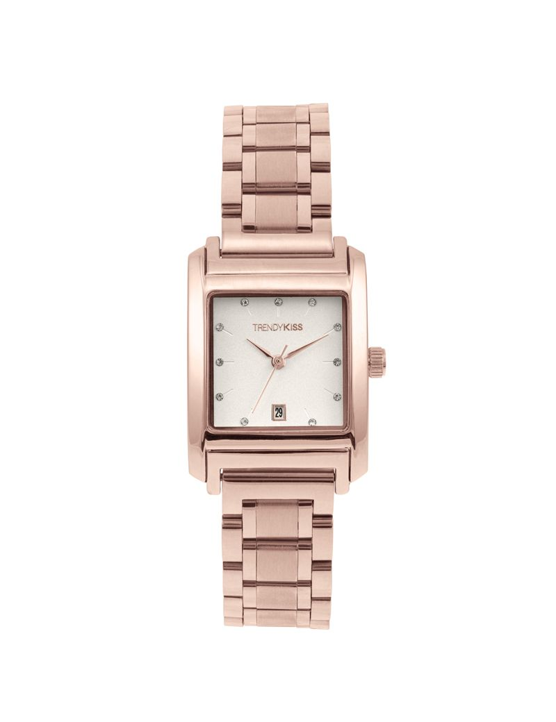 Montre Margot Trendy Kiss Femme Rose doré - TMRG10126-03