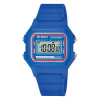 Montre Digitale kids LORUS Enfant Bleu - R2319NX9