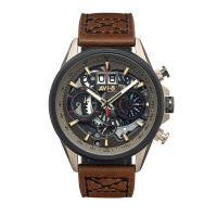 Montre HAWKER HARRIER II AVI-8 Homme Marron - AV-4065-06