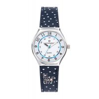 Montre Mini Star Lulu Castagnette Fille Blanc - 38852