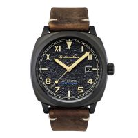 Montre Hull California SPINNAKER Homme Noir - SP-5071-03