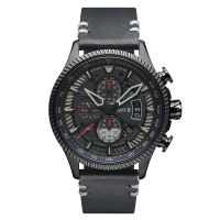 Montre HAWKER HUNTER Chrono AVI-8 Homme Noir - AV-4064-05