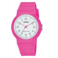 Montre Kids LORUS Fille Rose - RRX43GX9