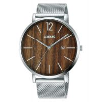 Montre Date Urban LORUS Homme Marron - RH995MX9