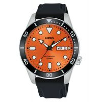 Montre Automatique Sport LORUS Homme Orange - RL453AX9