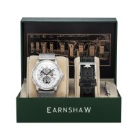 Set Montre Automatique Argenté DOWNING EARNSHAW Homme - ES-8119-33