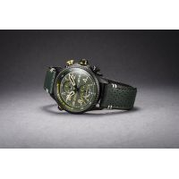 Montre Chrono HAWKER HUNTER AVI-8 Homme Verte - AV-4080-03