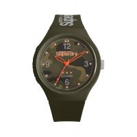 Montre URBAN XL ARMY Superdry Homme Vert - SYG006NB
