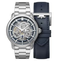 Montre Longitude Whiston EARNSHAW Homme Bleu - ES-8126-33