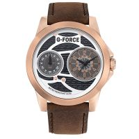 Montre LIVERPOOL G-FORCE Homme Marron - 6803002