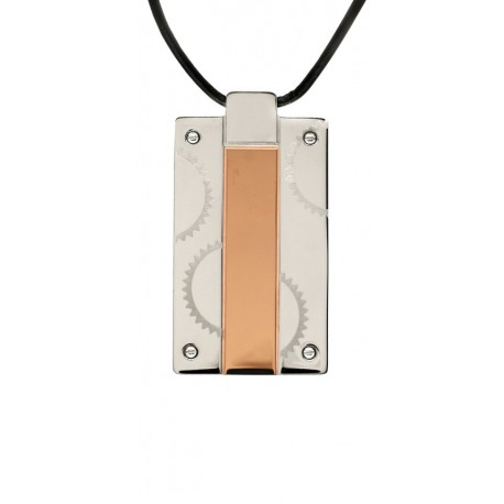 Collier HOMME Yonger & Bresson - JYB 208/02