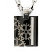 Collier HOMME Yonger & Bresson - JYB 210/02