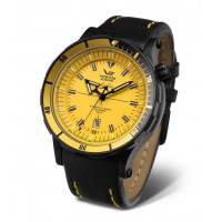 Montre VOSTOK EUROPE Anchar jaune NH25-5104144
