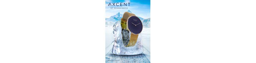 AXCENT - Montres Design Scandinave - Boutikenvogue